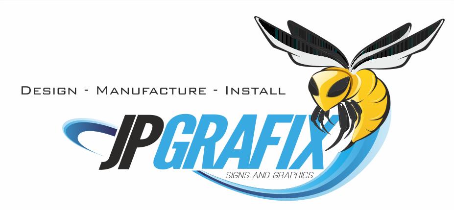 JP Grafix - Design - Manufacture - Install